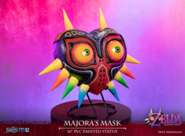 Nintendo Figure The Legend of Zelda Majora's Mask PVC Statue - First 4 Figures [Nieuw]