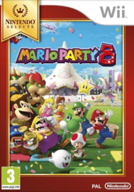 Wii Mario Party 8 (Nintendo Selects) [Nieuw]
