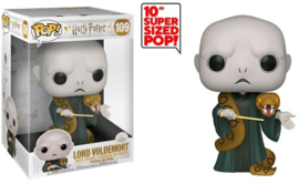 "Harry Potter Funko Pop - Voldemort with Nagini 10""#109 [Nieuw]"