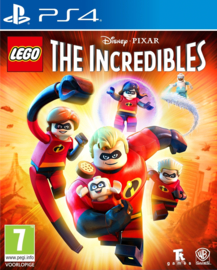 Ps4 Lego The Incredibles [Nieuw]