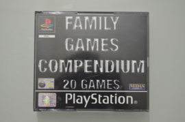 Ps1 Family Games Compendium - 20 Games