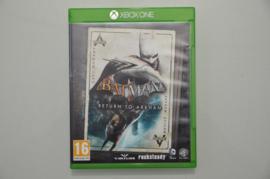 Xbox Batman Return To Arkham