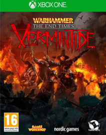 Xbox One Warhammer The End Times Vermintide [Nieuw]