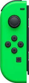 Nintendo Switch Joy-Con Controller Left (Neon Green) (Los) - Nintendo