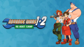 Switch Advance Wars 1 + 2 Re-Boot Camp [Pre-Order]