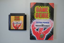 Mega Drive Game Genie Extra Power