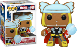 Marvel Holiday Funko Pop Gingerbread Thor #938 [Pre-Order]