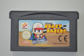 GBA Krazy Racers
