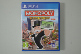 Ps4 Hasbro Monopoly Family Fun Pack