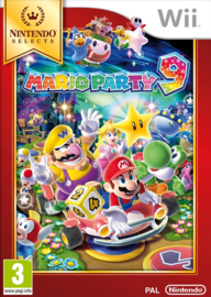Wii Mario Party 9 (Nintendo Selects) [Nieuw]