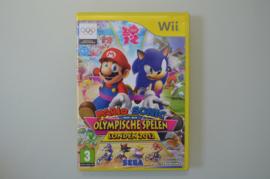 Wii Mario & Sonic op de Olympische Spelen Londen 2012