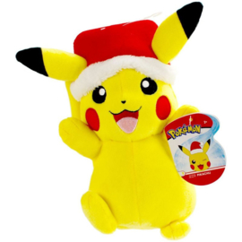 Pokemon Pluche Pikachu Winter Outfit - Wicked Cool Toys [Nieuw]