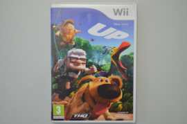 Wii Disney Pixar Up Videogame