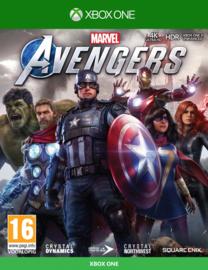 Xbox Marvel Avengers (Xbox One) [Nieuw]