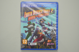 Vita Earth Defense Force 2 Invaders From Planet Space [Nieuw]