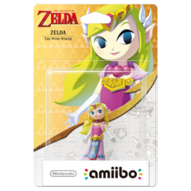Amiibo Toon Zelda The Wind Waker - The Legend of Zelda Collection [Nieuw]