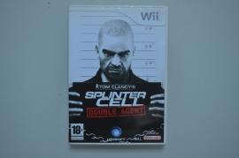 Wii Tom Clancy's Splinter Cell Double Agent