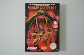 NES Swords and Serpents [Compleet]