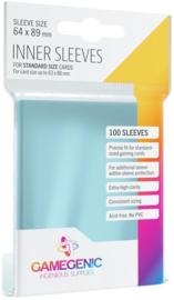 Standard Sleeves (100 Stuks)  - Gamegenic