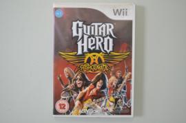 Wii Guitar Hero Aerosmith