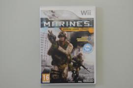 Wii Marines Modern Urban Combat