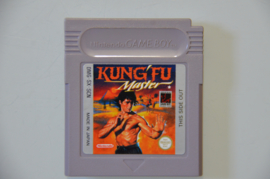 Gameboy Kung Fu Master