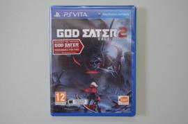 Vita God Eater 2 Rage Burst [Nieuw]