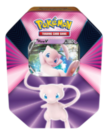 Pokemon TCG Mew V Forces Tin - The Pokemon Company [Pre-Order]