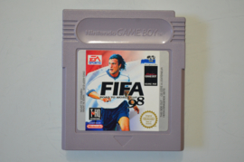 Gameboy Fifa Road to World Cup 98