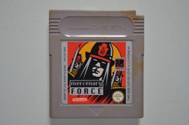 Gameboy Mercenary Force