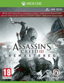 Xbox Assassins Creed III Remastered (Xbox One) [Nieuw]