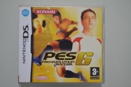 DS Pro Evolution Soccer 6