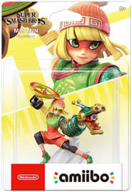 Amiibo Min Min (Arms) - Super Smash Bros [Pre-Order]