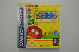 GBA Zooo Action Puzzle Game [Compleet]