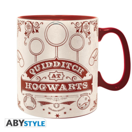 Harry Potter Mok Quidditch - ABYStyle
