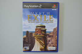 Ps2 Myst III Exile / Myst 3 Exile