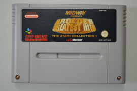 SNES Midway Presents Arcade's Greatest Hits