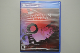 Ps4 Typoman Revised (Cover Variant 1) [Nieuw]