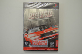 Ps2 Driver Parallel Lines Collector's Edition [Nieuw]