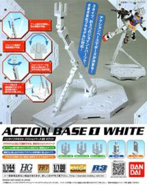 Model Kit Display Action 1 Base White - Bandai [Nieuw]