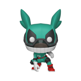 My Hero Academia Funko Pop - Deku with Helmet [Pre-Order]