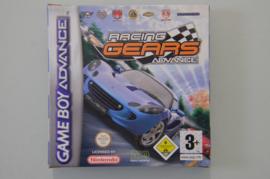 GBA Racing Gears Advance [Compleet]