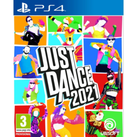 Ps4 Just Dance 2021 [Pre-Order]