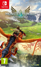 Switch Monster Hunter Stories 2 Wings of Ruin [Pre-Order]