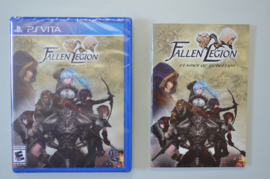 Vita Fallen Legion Flames of Rebellion [Nieuw] (#)