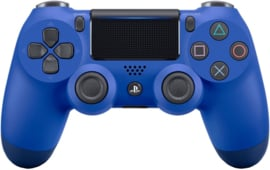 Playstation 4 Controller Wireless Dualshock V2 (Wave Blue) - Sony [Nieuw]