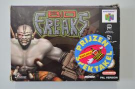 N64 Bio Freaks [Compleet]
