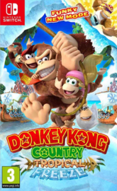 Switch Donkey Kong Country Tropical Freeze [Nieuw]