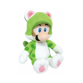 Nintendo Pluche Super Mario 3D World Cat Luigi - Play By Play [Nieuw]