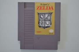 NES The Legend of Zelda [NTSC]